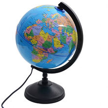 Latest Arrival Custom design globe projection night lamp with many colors