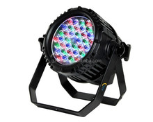 36x3w Waterproof outdoor high power LED Par light LED RGB Magic Effect light DMX512 Disco DJ Stage party lighting