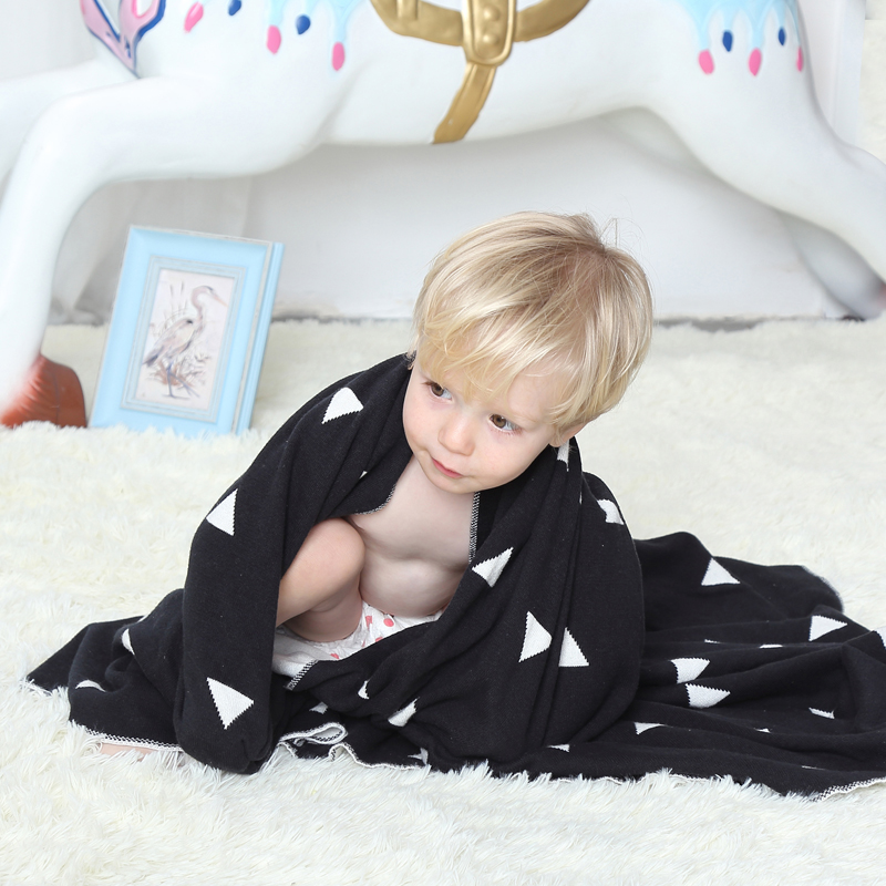 Baby Products group 0+1+2 crochet baby blanket rug of ISO9001 Standard