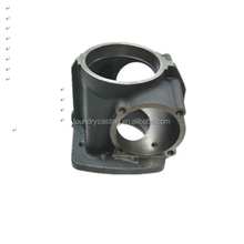 GGG40 50 60 70 80 cast iron part heat treatment machined ductile iron sand casting