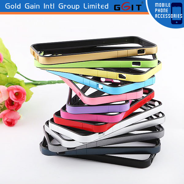 Hot Sell Mobile Phone Bumper Case For iPhone 4S Bumper Case
