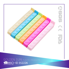 New design colorful plastic bag sealing clips / Plastic bread bag clip / Bag sealer stick
