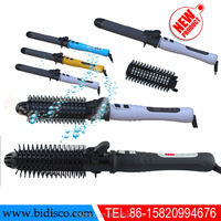 Welcome OEM order automatic hair curl curler brush made in China