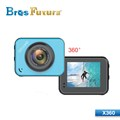 china wholesale market Portable HD 1080P full HD action cam, Brsofuture Unique X360 waterproof sport cam