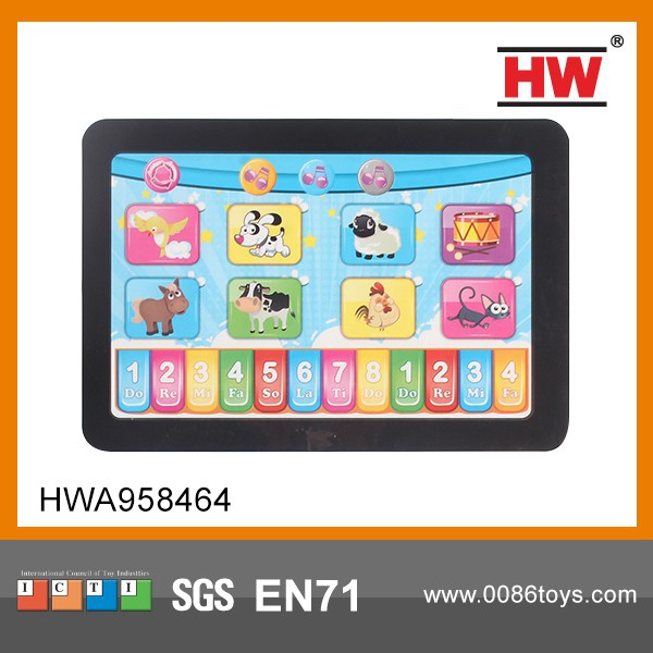 Learning Funny Tablet Toys For Kids Cartoon Educational Toys For The Blind