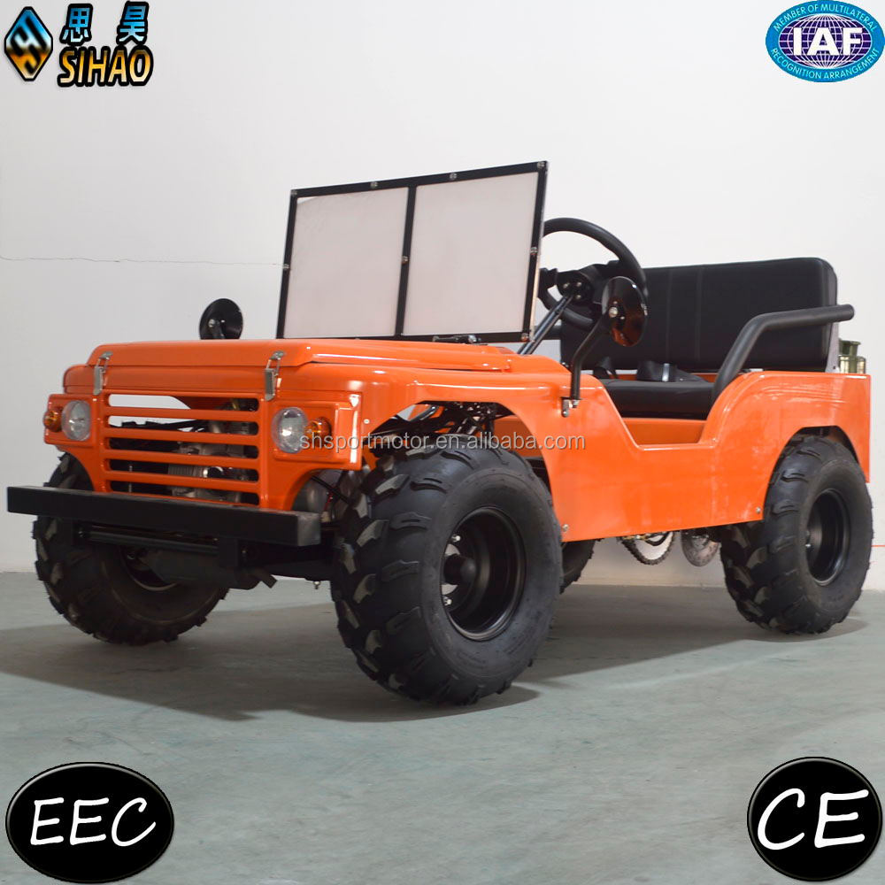 high quality chinses utv 200cc jeep with GY6 engine and with epa