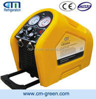 R410A Full automatically refrigerant recycle,evacuate,and recharge Unit CM3000A for air conditioning maintenance