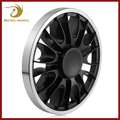 Factory Price Luxury Carbon Fiber Black Wheel Spinner Rs688 Art Metal Wind Crazy Spinners Toy