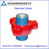 gas line NPT standard iron pipe fitting hammer union