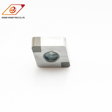 Mini solid tipped pcbn insert /cbn insert /cnc machine cutting tools CNGA120404/CNGA120408