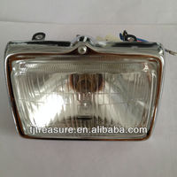 2014 best sell high quality motorcycle head light/lamp 12V