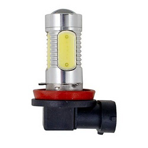 High Power 7.5W Projector Lense SMD LED H8 Driving Fog Lights Bulbs car headlight