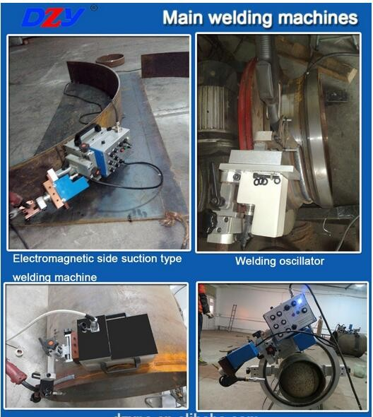 High Precision SY Welding Seam Track Automatic System for welding work