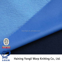 High Dyeing Technology Super Poly Clinquant Velvet Fabric