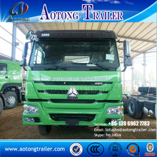 China leading Sinotruk tractor howo 6X4 hot sale in Sudan with 371-420ph