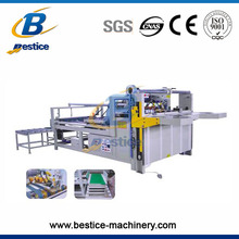 Hot selling Corrugated Cardboard Carton Folder and Gluer Machine with CE certificate
