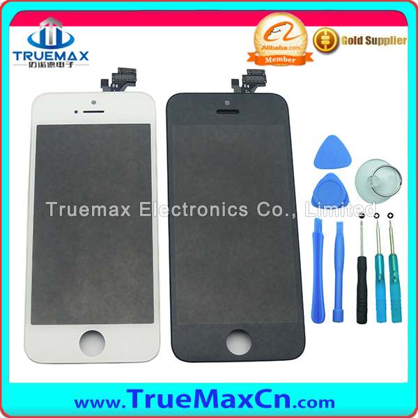 New Replacement Screen Lcd For Iphone 5 Lcd Display Screen,Wholesale Price for iPhone 5 LCD Touchscreen Assembly