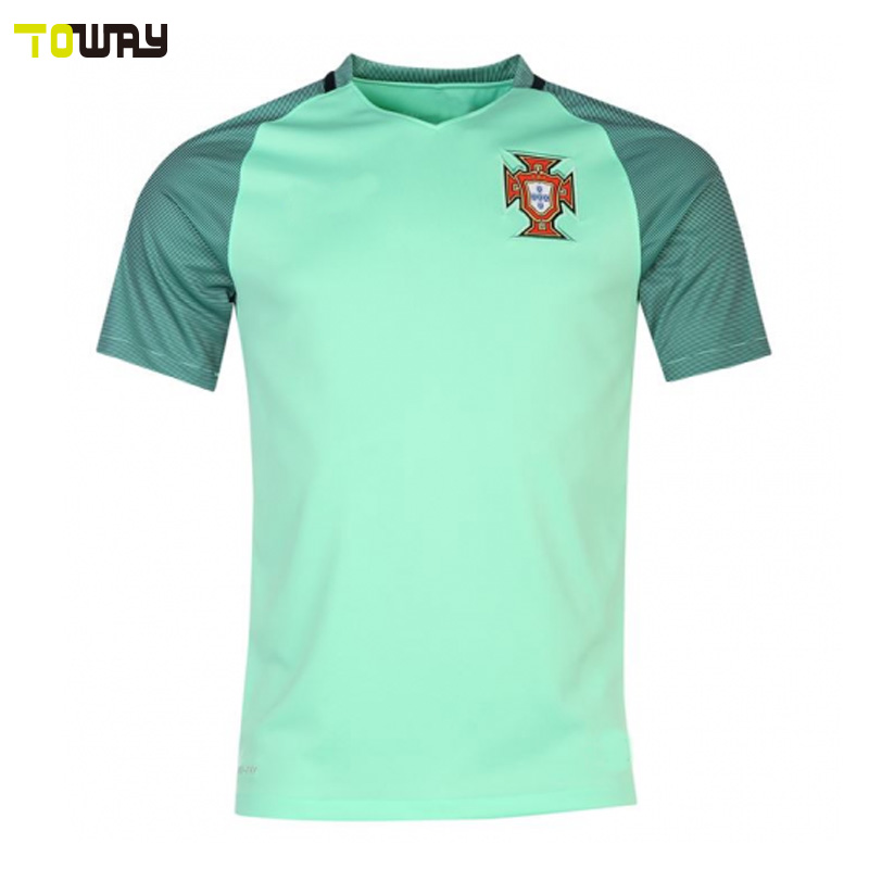customizable china imported kids soccer jersey