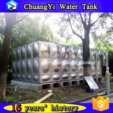 Wholesale Cheap SS304 food grade water tank, stainless steel insulated water tank, welded type water tank