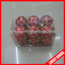 2013 hot selling new design christmas ball