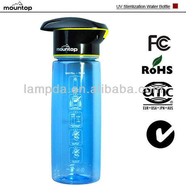 High competitive Patent products full certifications plastic cosmetic bottles