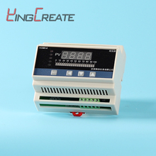 digital load indicator /Fuel Liquid water Digital <strong>Level</strong> Measuring Controller Digital Indicator din rail beam display water <strong>level</strong>