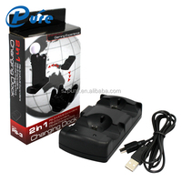 Dual Charging Dock for PS3 Move Controllers for PS3 Move Dual Charger Dock Station for PS3 MOVE