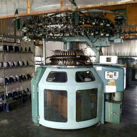 used stocks of circular knitting machine High speed knitting machine in stock