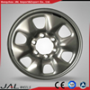 Auto Part OEM Manufacturing High Performance Rubber Coated Steel Wheel