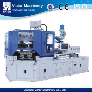 2016 high output MSZ serial Injection Blow Molding Machine for making plastic bottle