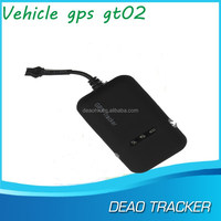 gps car tracker gt02 Built-in GPS/GSM antenna Small, lightweight, and easy to install