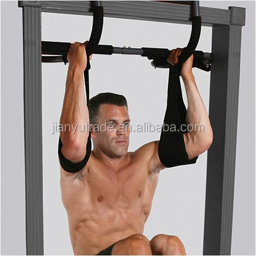 Sport Multi-Grip Chin-Up/Pull-Up Bar Heavy Duty Doorway Chin Up Bar for Home Gym