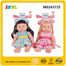 Beautiful baby alive doll 12 inch lovely baby doll new fashion baby doll toy