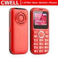 Newest Product 1.8'' Screen Single SIM Card Old Man Mobile Phone SOS Function