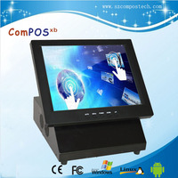 12 inch all in one pos pc with touch screen