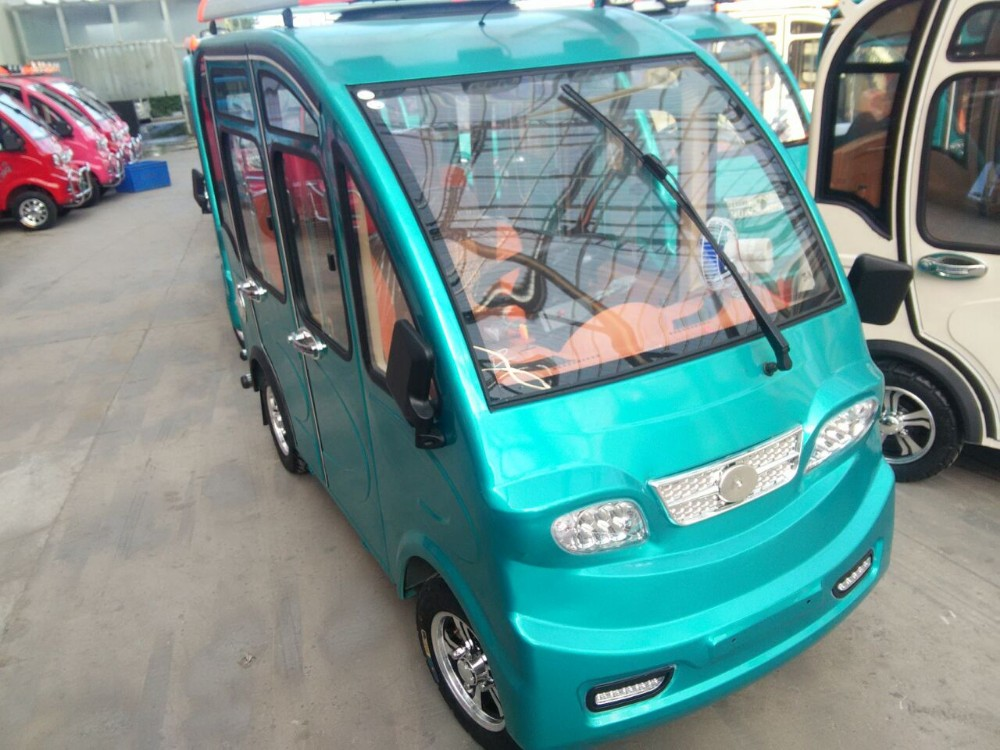 China factory new 4 wheeler 1000w mini van on hot sale