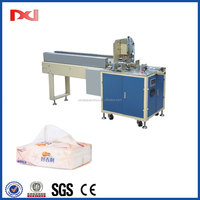 Plastic film packing machine for facial tissue Napkin Paper Packaging Machine sealing machine