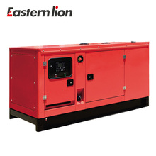 Wide Use Low Speed 25Hp Generator Set