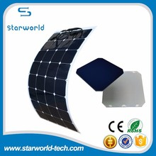 Hot sale pv module sunpower flexible solar panel for wholesale with low price