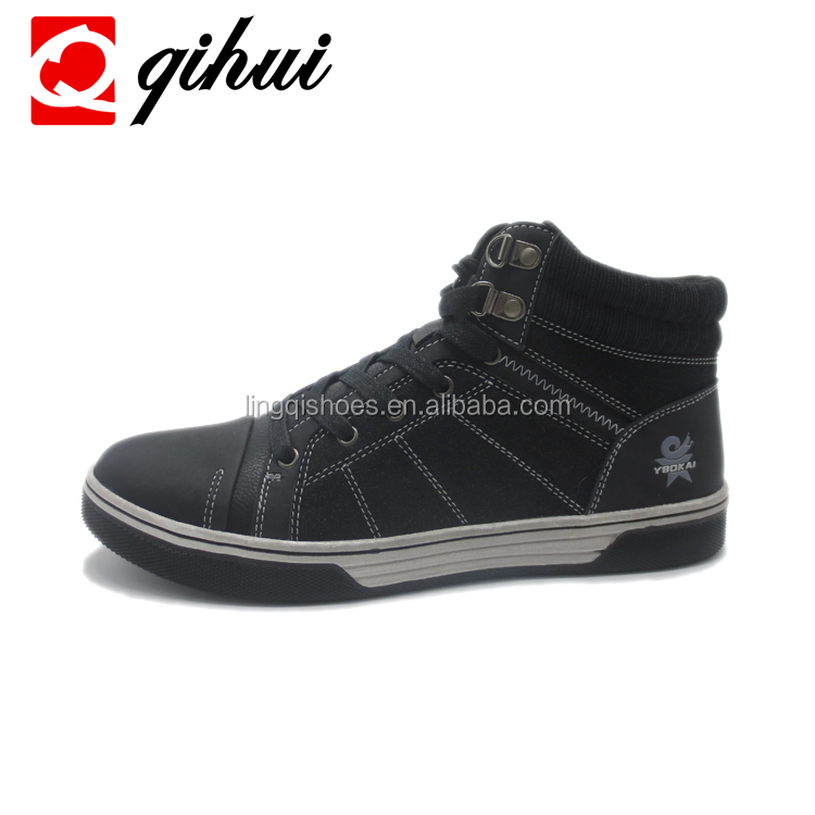 IN ROUTE New Trend High Top Casual Shoes For Men QH193
