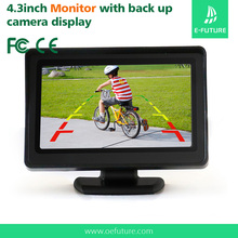 4.3 Pollice TFT LCD Car Monitor Parcheggio Rear View Monitor