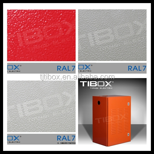 electrical panel box weatherproof Electrical Cabinets/TIBOX/Metal enclosure/Metal box