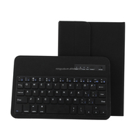 OEM ODM factory wrieless 3.0 bluetooth keyboard case for htc one