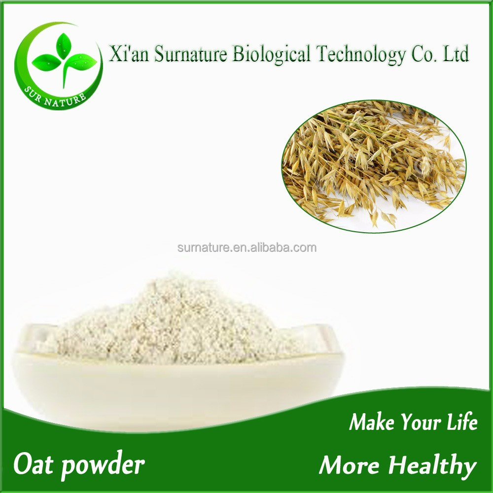 Factory supply with 100%nature pure oat extract with dextran40%