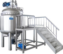 industry mixing tank , Used for making liquid cough syrup