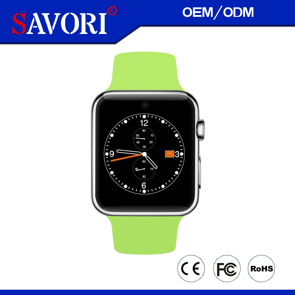 Savori 1.54 inch DM09 Smart Watch MTK2502C for iOS and Android