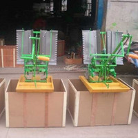 paddy plantation machine for rice