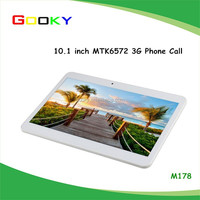 OEM 10.1 inch 1gb ram 8gb rom 3g phone call china no brand android tablet pc