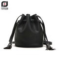 High quality with best price drawstring dual use backpack handbag