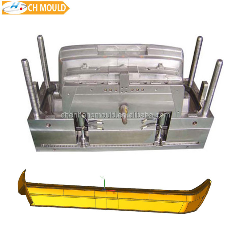 Car Front Bumper injection plastic mould mold for the <strong>manufacture</strong> of kayak